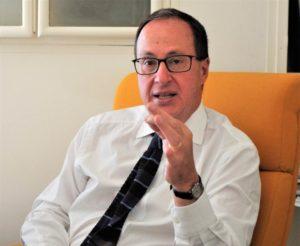 Il neurochirurgo Domenico d'Avella