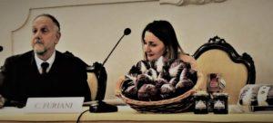 Cristiana Furiani, presidente del Consorzio radicchio di Verona Igp