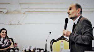 Il professor Andrea Sbarbati