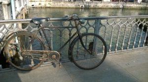 Treviso, città d'acqua e di biciclette. Nella foto di apertura: Paolo Rosso, direttore del comparto Turismo della Regione Veneto.