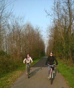La Treviso-Ostiglia tra Silvelle e Piombino Dese