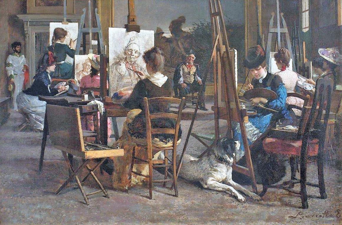 Scuola di pittura 1