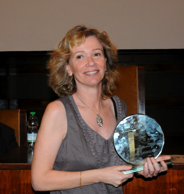 L'astrofisica Sandra Savaglio