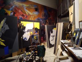 L'atelier Brusamolino a Milano